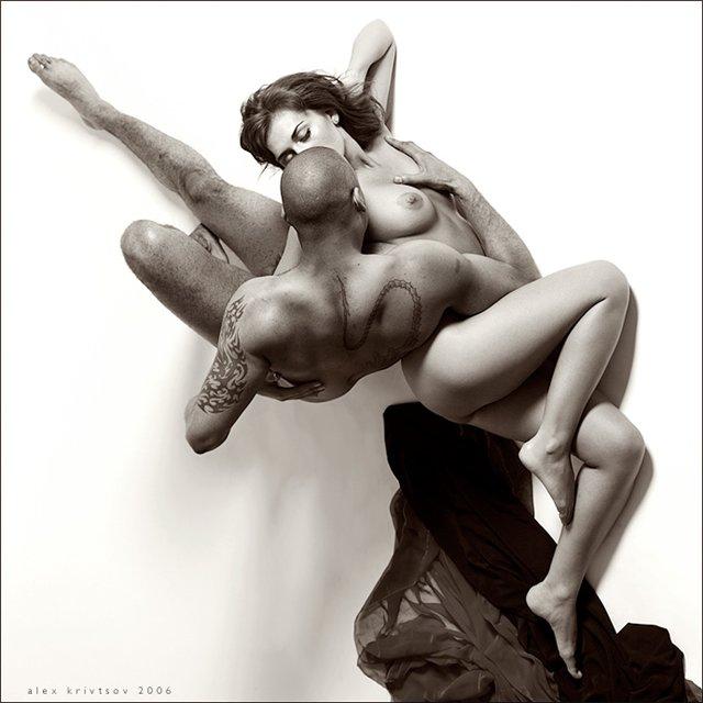 женское и мужское ню фото