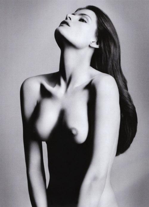 make me a super model nude № 79654