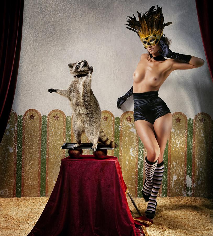 Цирка эротика
