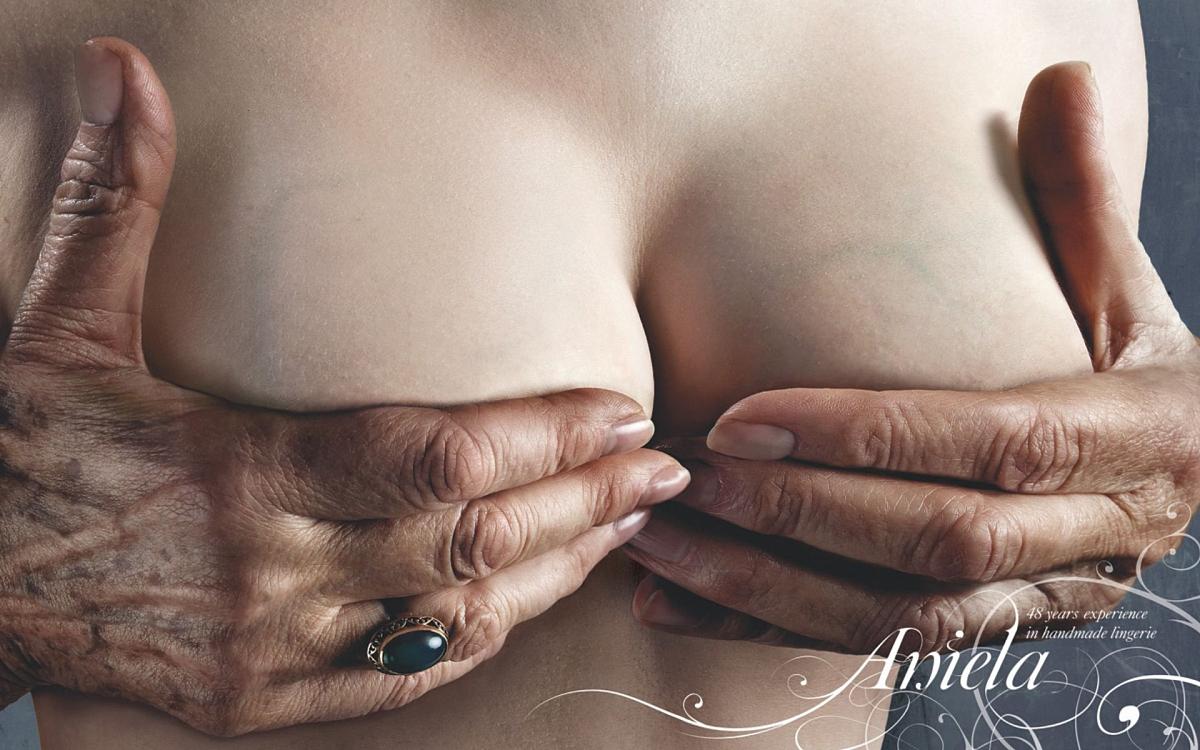 Реклама нижнего женского белья порно 20 фотография