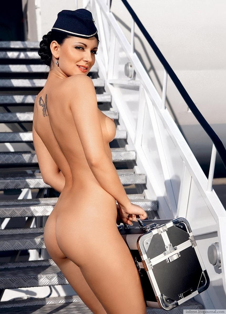 Эро фото сексуальных стюардесс