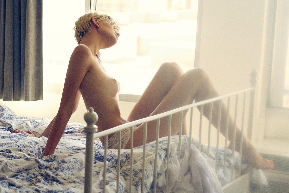 Почему женщины любят спать голыми 2 фотография