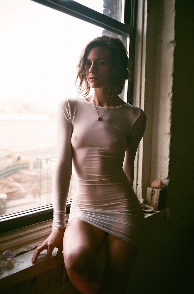 Просвечивает одежда эро фото